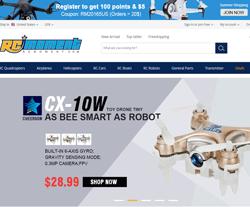 RCmoment.com Promo Codes