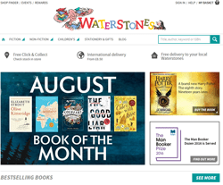 Waterstones Discount Codes 2018