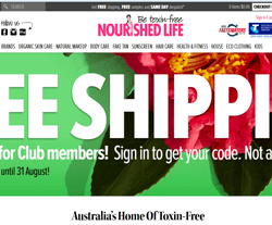 Nourished Life Discount Codes
