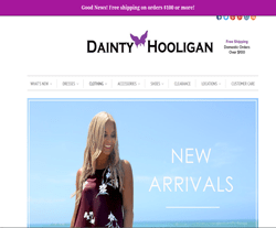 Dainty Hooligan Promo Codes 2018