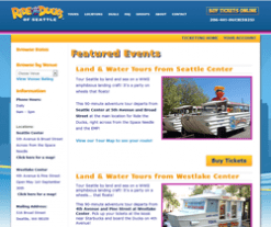Ride the Ducks of Seattle Coupons