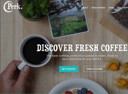 Perk Coffee Promo Codes 2018
