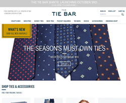 The Tie Bar Promo Codes 2018