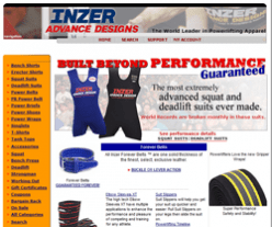 Inzer Advance Designs Promo Codes
