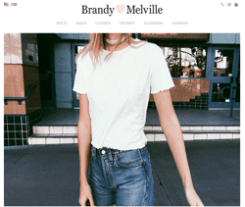 Brandy Melville Promo Codes