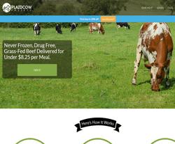 Plaid Cow Society