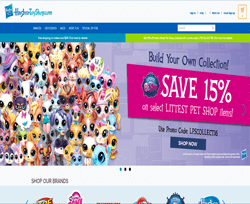 Hasbro Toy Shop Promo Codes 2018