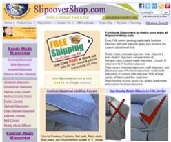SlipcoverShop Coupon