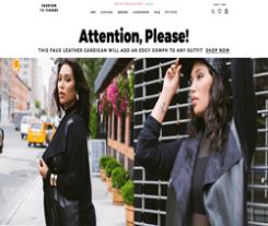 Fashion To Figure Promo Codes