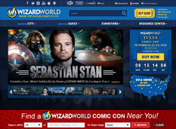 Wizard World Coupons 2018