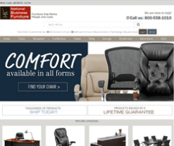 National Business Furniture Coupons 2018