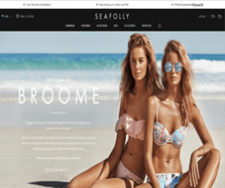 Seafolly Coupon Codes 2018