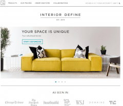 Interior Define Promo Codes