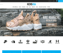 Kicks USA Coupons 2018
