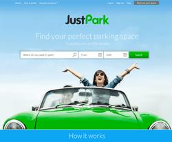 JustPark Promo Code