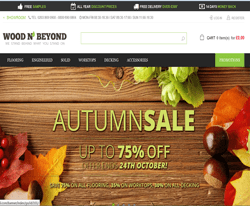 Wood and Beyond Discount Code