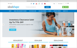 IdealShape Coupon Codes 2018