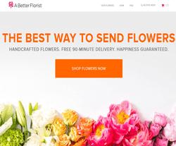 Abetter Florist Promo Codes