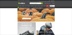 Millets Discount Code 2018