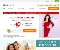 NutriSystem Coupon Code