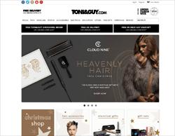 TONI&GUY Discount Code 2018