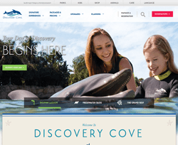 Discovery Cove Promo Codes