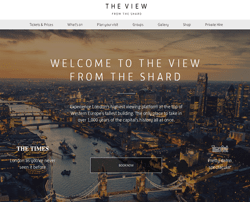 The View from the Shard Discount Codes 2018