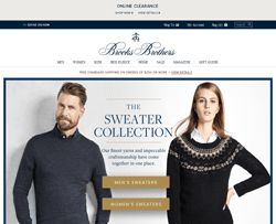 Brooks Brothers Promo Codes 2018