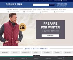 Premier Man Discount Codes