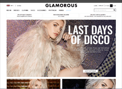 Glamorous Discount Codes 2018