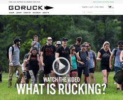GORUCK Discount Codes 2018