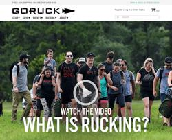 GORUCK