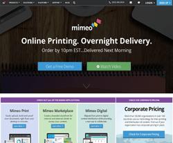 Mimeo Promo Codes 2018