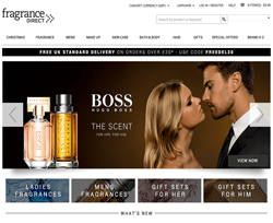 Fragrance Direct Voucher Codes 2018