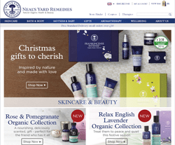 Neals Yard Remedies Discount Code 2018