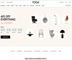 Voga Discount Code