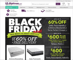US-Mattress Coupons