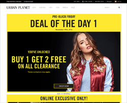 Urban Planet Discount Codes 2018