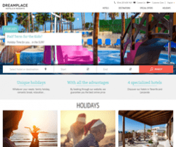 Dream Place Hotels Coupons & Discount Codes