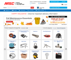 MSC Industrial Supply Promo Codes
