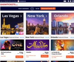 ShowTickets.com Promo Codes