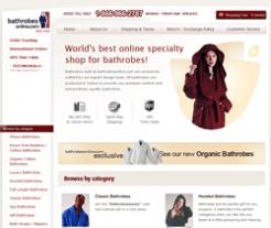 Bathrobes Online