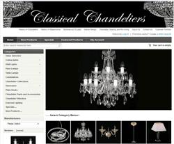 Classical Chandeliers Discount Code