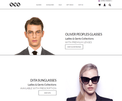 OCO Glasses Discount Code