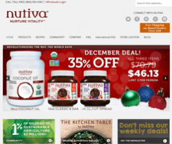 Nutiva Coupon Codes