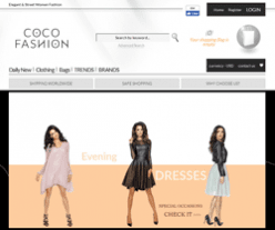 Coco Fashion Promo Codes 2018