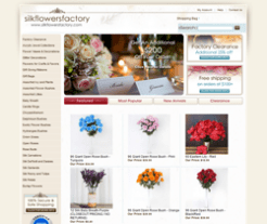 Silk Flowers Factory Promo Codes
