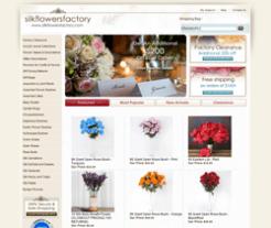 Silk Flowers Factory