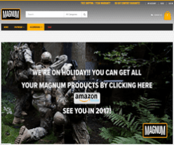 Magnum Boots US Promo Codes