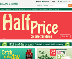 Holland and Barrett Discount Code 2018